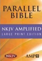 NKJV Amplified Parallel Bible (Leather / fine binding)
