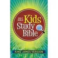 KJV Kdds Study Bible (Hardback)