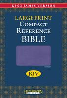 KJV Compact Reference Bible (Leather / fine binding)