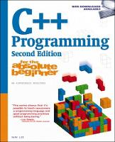 C++ Programming for the Absolute Beginner (Paperback)