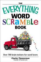 Everything Word Scramble Book: Over 700 Brain Twisters for Word Lovers (Paperback)