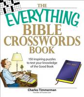 The Everything Bible Crosswords Book (Paperback)