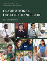 Occupational Outlook Handbook, 2016-2017 (Hardback)