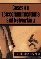 Cases on Telecommunications and Networking (Hardback)
