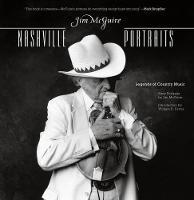 Nashville Portraits: Legends of Country Music (Hardback)