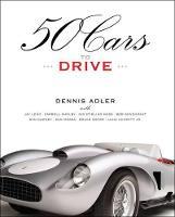 50 Cars to Drive (Hardback)