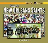 Meet the New Orleans Saints (Hardback)