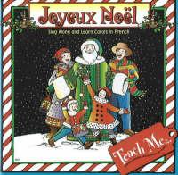 Joyeux Noel: Sing Along and Learn Carols in French (CD-Audio)