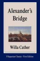 Alexander's Bridge (Paperback)