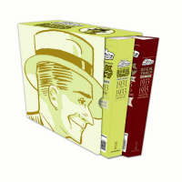 """The Complete Chester Gould's """"Dick Tracy"""" (Hardback)"""