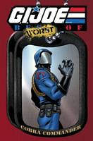 G.I. JOE: The Best of Cobra Commander (Paperback)