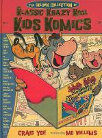 The Golden Treasury Of Klassic Krazy Kool Kids Komics (Hardback)