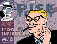 Complete Chester Gould's Dick Tracy Volume 10 - Dick Tracy 10 (Hardback)