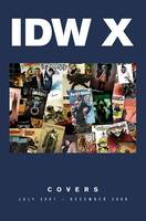 IDW X Covers (Paperback)