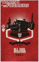 Transformers: All Hail Megatron Volume 4 (Paperback)