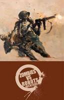 Zombies vs Robots Aventure (Hardback)