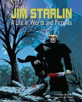 Art of Jim Starlin (Hardback)