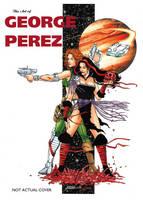 Art Of George Perez (Hardback)