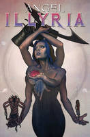 Angel: Illyria - Haunted GN (Paperback)