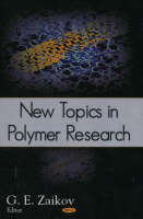 New Topics in Polymer Research (Hardback)