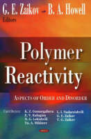 Polymer Reactivity: Aspects of Order & Disorder (Hardback)