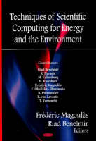 Techniques of Scientific Computing for the Energy & Environment (Hardback)