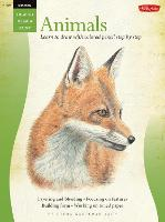Drawing: Animals in Colored Pencil: Learn to draw with colored pencil step by step - How to Draw & Paint (Paperback)
