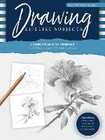 Step-by-Step Studio: Drawing Lifelike Subjects: A complete guide to rendering flowers, landscapes, and animals - Step-by-Step Studio (Paperback)