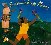 Grandma's Purple Flowers (Paperback)