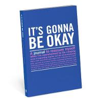 Knock Knock It`s Gonna Be Okay Mini Inner Truth Journal