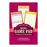 Knock Knock on-the-Go Mini Game Pad: Part 2: Tic-Tac-Toe - Mini Game Pad