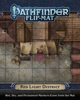 Pathfinder Flip-Mat: Red Light District