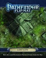 Pathfinder Flip-Mat: Lost City (Paperback)