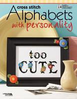 Mary Englebreit: Cross Stitch Alphabets with Personality (Paperback)