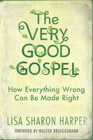 The Very Good Gospel: How Everything Wrong Can be Made Right (Hardback)