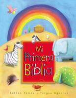 Mi primera Biblia (Board book)