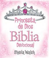 Princesita de Dios Biblia devocional (Hardback)