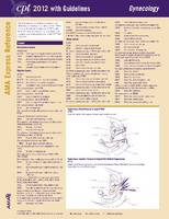 CPT Express Reference Coding Cards 2012: Gynecology