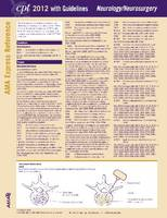 CPT Express Reference Coding Cards 2012: Neurology/Neurosurgery