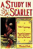 A Study in Scarlet - Illustrated (Paperback)
