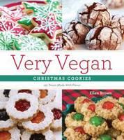 Very Vegan Christmas Cookies (Paperback)