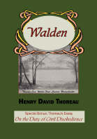 Walden with Thoreau's Essay on the Duty of Civil Disobedience (Paperback)