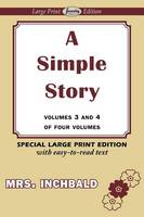 A Simple Story - Volumes 3 and 4 (Paperback)