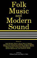 Folk Music and Modern Sound (Paperback)
