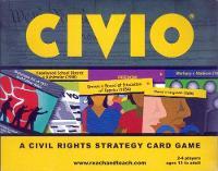 Civio: A Civil Rights Strategy Card Game