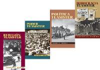 Serie sobre el sindicato Teamsters (4 tomos): 1_Rebelion Teamster, 2_Poder Teamster, 3_Politica Teamster, 4_Burocracia Teamster (Paperback)