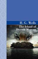 The Island of Doctor Moreau - Akasha Classic (Paperback)