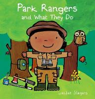 Park Rangers and What They Do - Profession series (Hardback)