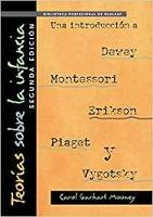 Teorias Sobre la Infancia (Theories of Childhood Spanish Edition): Una introduccion a Dewey, Montessori, Erickson, Piaget, y Vygotsky (Paperback)