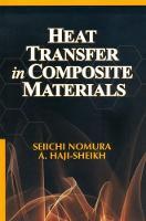 Heat Transfer in Composite Materials (Hardback)